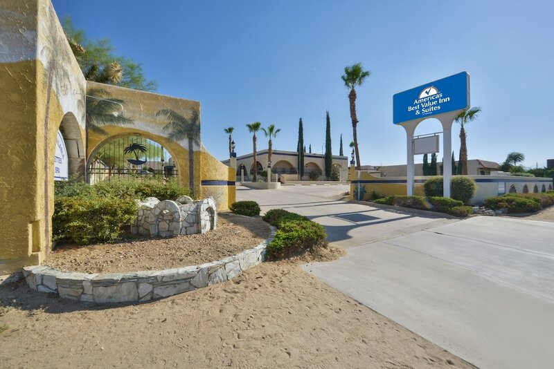 Americas Best Value Inn And Suites Yucca Valley