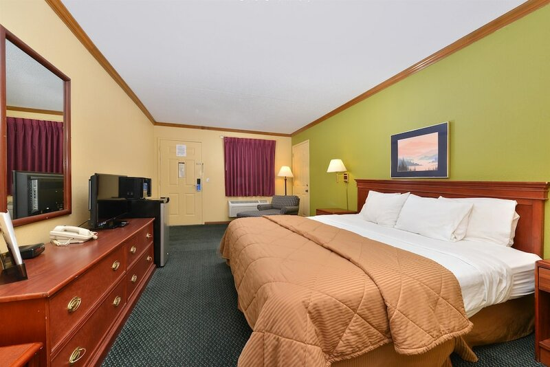 Americas Best Value Inn Maumee Toledo