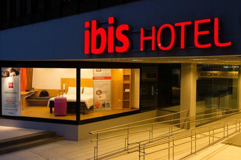 Ibis Porto Centro São Bento
