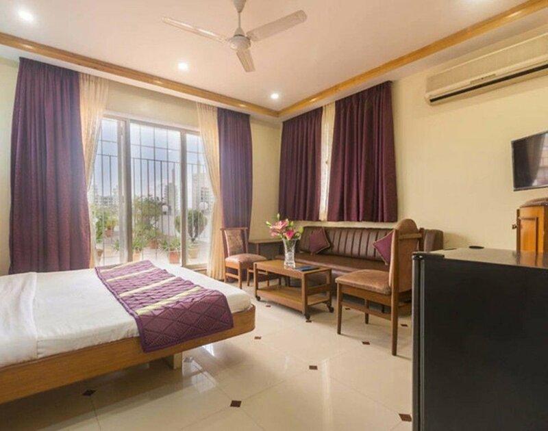 Zo Rooms Dadar Railway Station