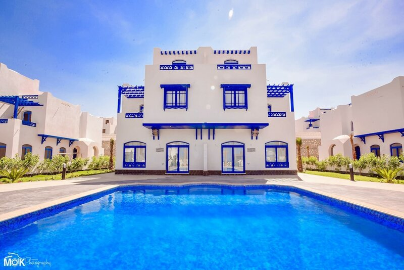Luxury 4bd Villa with Pool in Hurghada