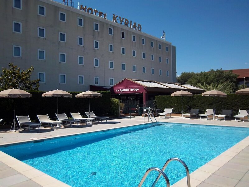 Hôtel Kyriad Cannes Ouest - Mandelieu