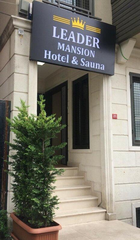 Leader Mansion Hotel & Sauna