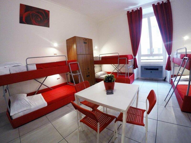 Four Seasons Hostel Rome