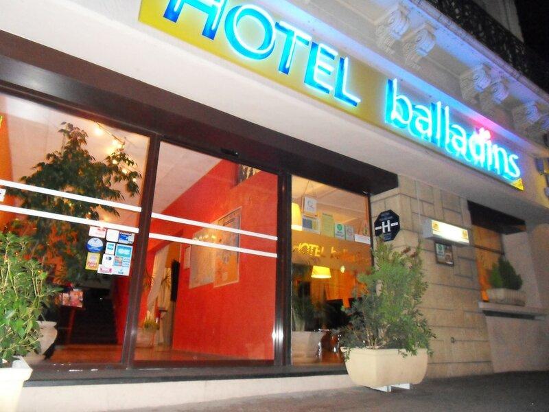 Hôtel Balladins Perpignan Superior