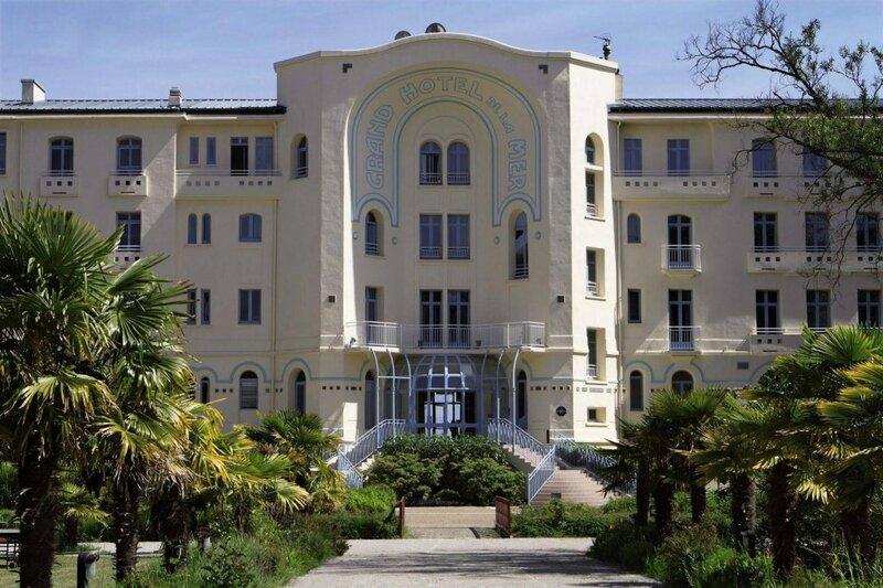 Belambra - Le Grand Hôtel De La Mer