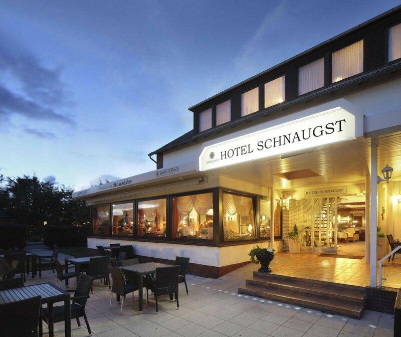 Strand-gut-Hotel Schnaugst