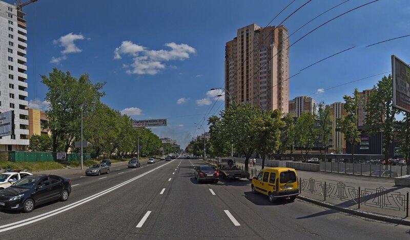 1 Room Apartment In Kyiv Kiev