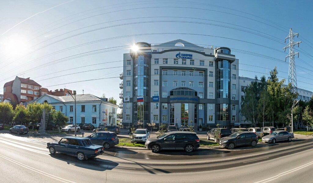 Панорама нефтегазовая компания — Газпромнефть-Восток — Томск, фото №1
