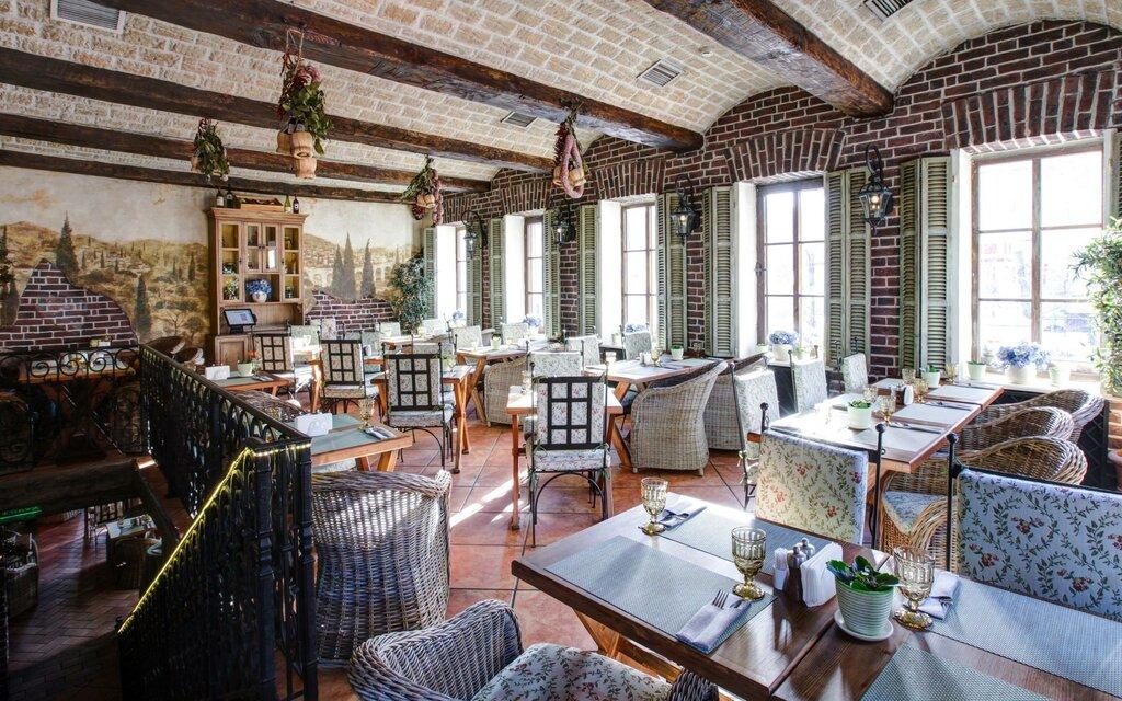ресторан — Итальянский ресторан Villa della Pasta — Москва, фото №3