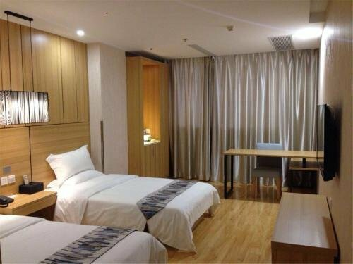 Starway Hotel Urumqi Railways Bureau