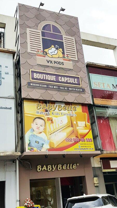Vk Pods Bandung - Hostel