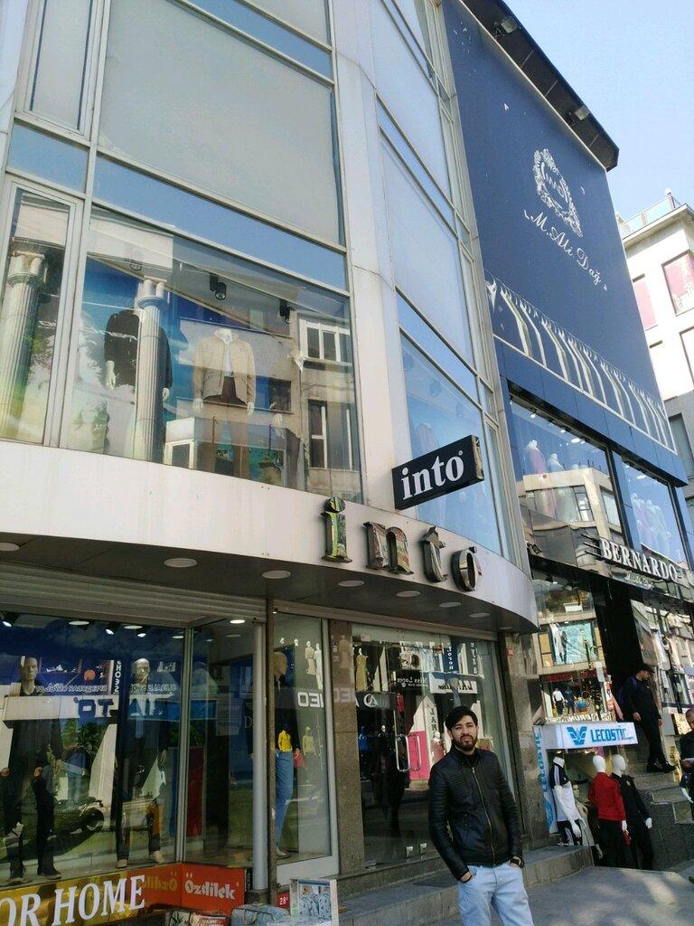giyim mağazası — İnto — Fatih, photo 1