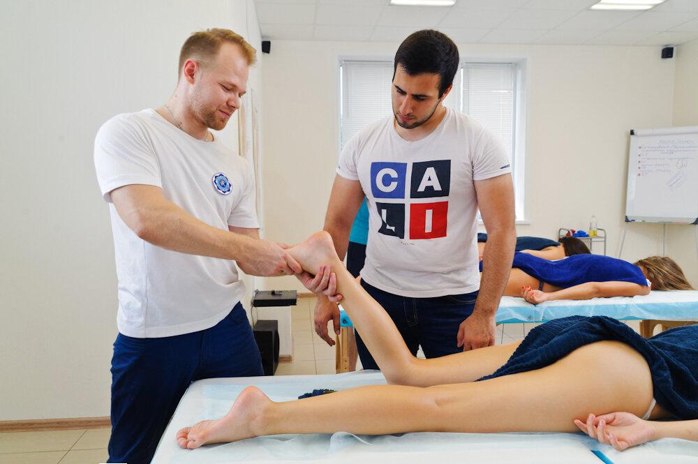 курсы и мастер-классы — Школа массажа Валерия Красавина — Самара, фото №8