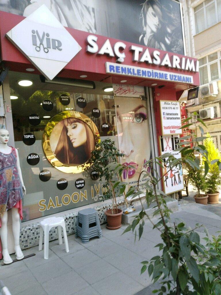 güzellik salonu — İxir Saç Tasarım — Fatih, foto №%ccount%