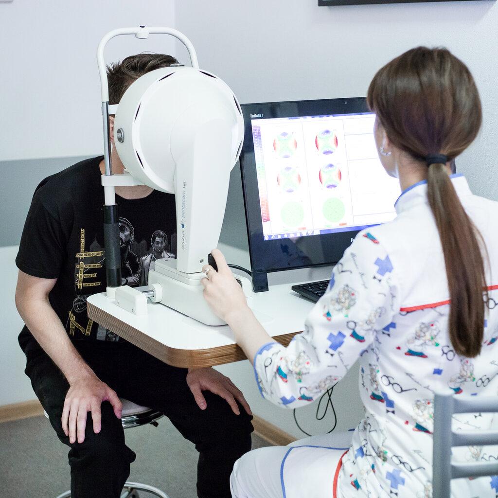 коррекция зрения — Центр лечения кератоконуса — Москва, фото №2