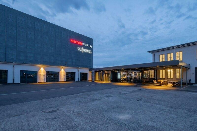 V8 Hotel Köln @motorworld, Ascend Hotel Collection