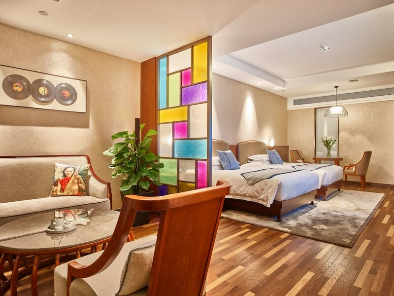 Ssaw Boutique Hotel Nanjing Grand Theatre