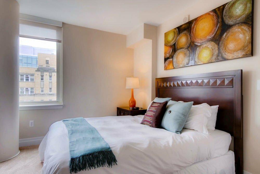 гостиница — Bluebird Suites on Washington Circle — City of Washington, фото №6