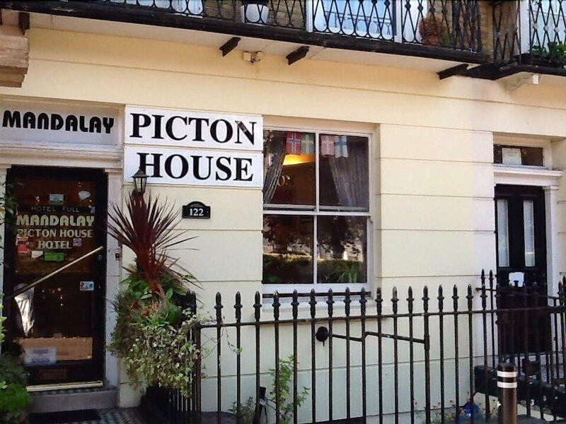 Mandalay Picton House