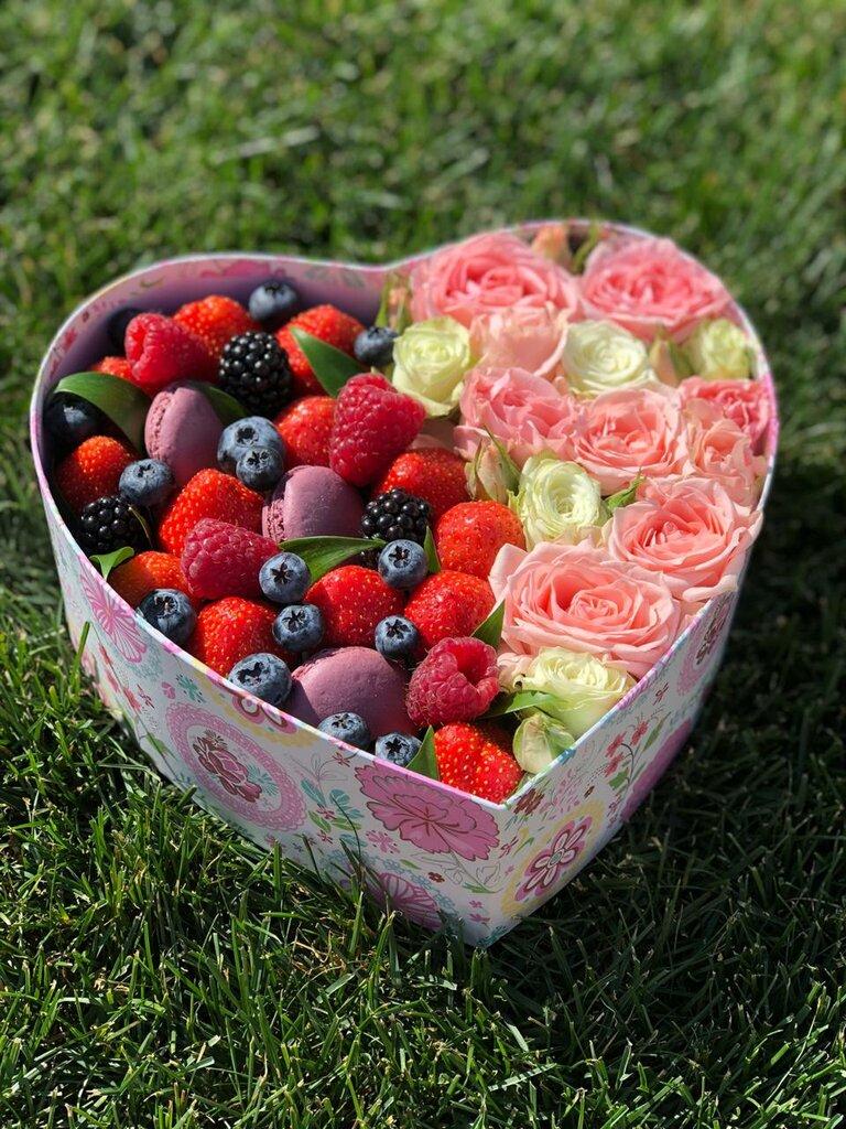 смогли картинка ягоды в коробках какие оттенки