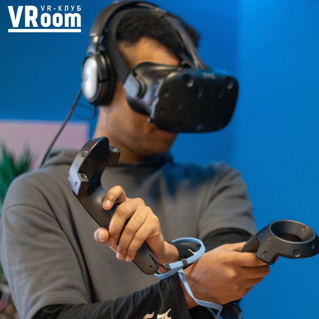 клуб виртуальной реальности — VRoom VR-Клуб — Москва, фото №5