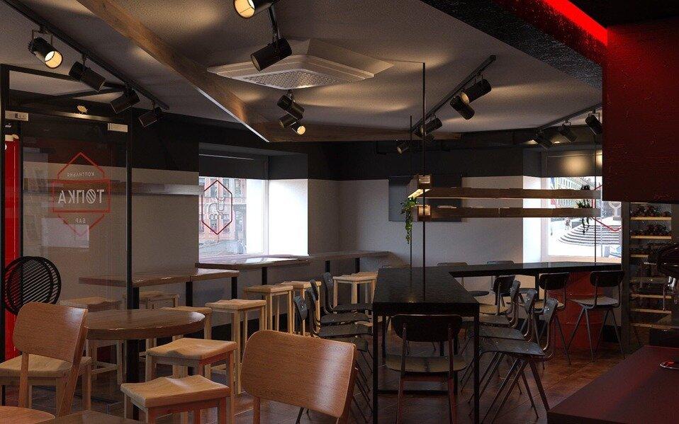кафе — Топка — Санкт-Петербург, фото №1