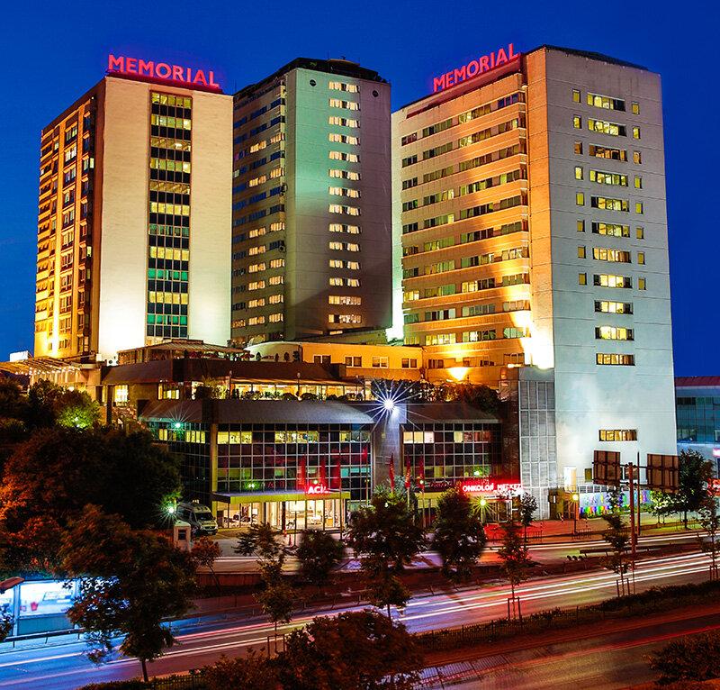 hastaneler — Memorial Şişli Hastanesi — Şişli, foto №%ccount%