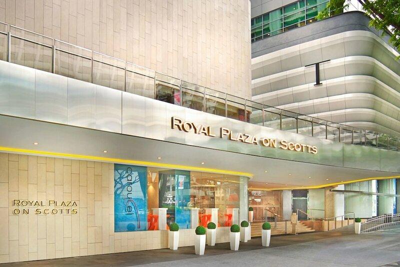 Royal Plaza on Scotts