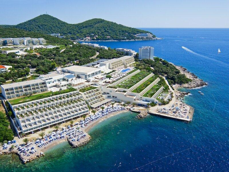 Отель Valamar Dubrovnik President