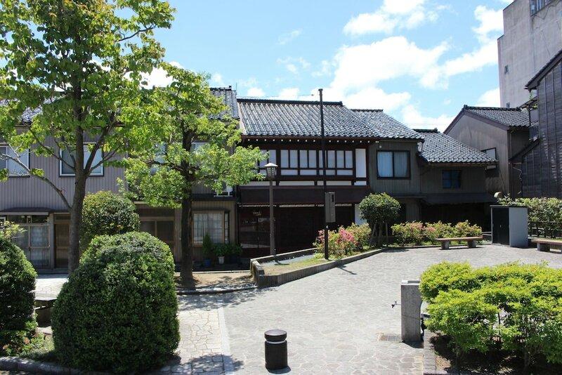 Toyama Takaoka Kanayamachi SamanokoHouse