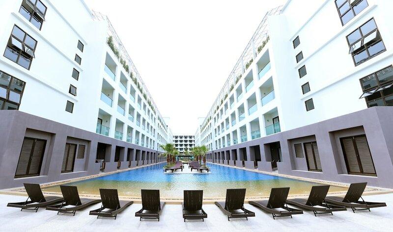 Woraburi Pattaya Resort & SPA