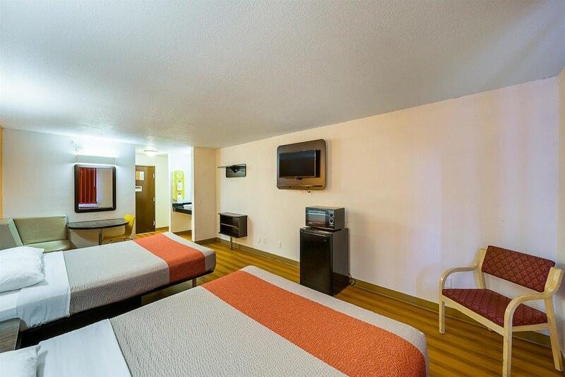 Motel 6 Amarillo, Tx