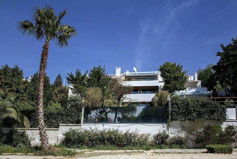 Athens Beachfront Luxury Villa