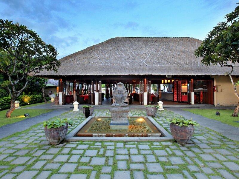 Отель The Tanjung Benoa Beach Resort