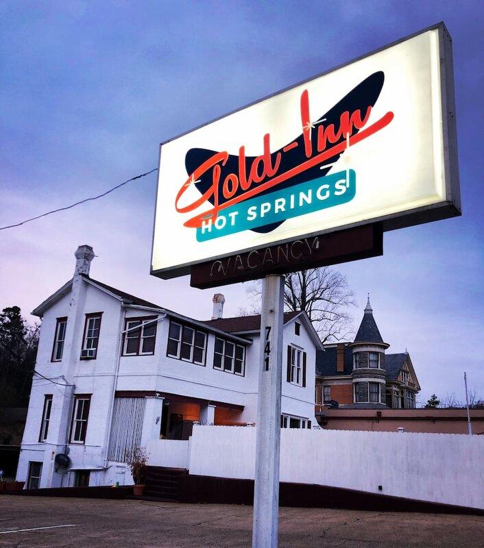 Gold-Inn Hot Springs