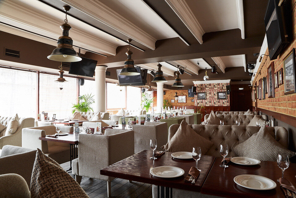 ресторан — Temple Bar — Москва, фото №6