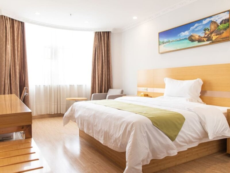 GreenTree Alliance Foshan Nanhai Pingzhou Yuqi Street Hotel