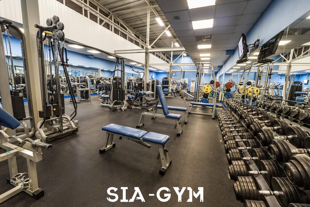 Sia gym fitness club metro skhodnenskaya moscow u reviews and