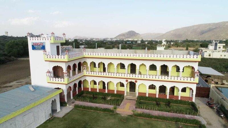 Parvat Valley Resort