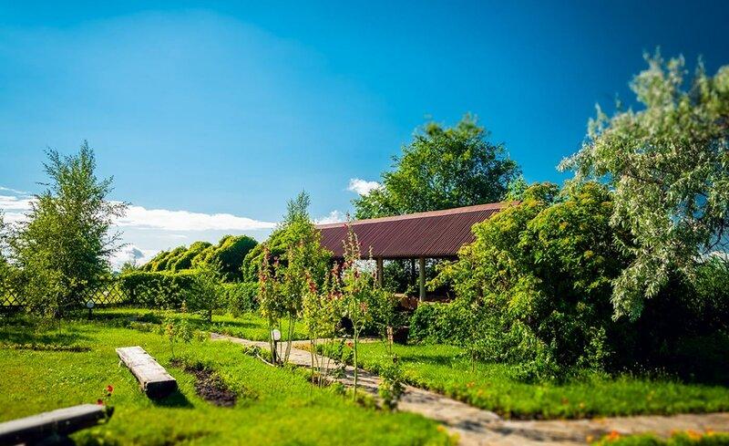Новоселица - парк семейного отдыха