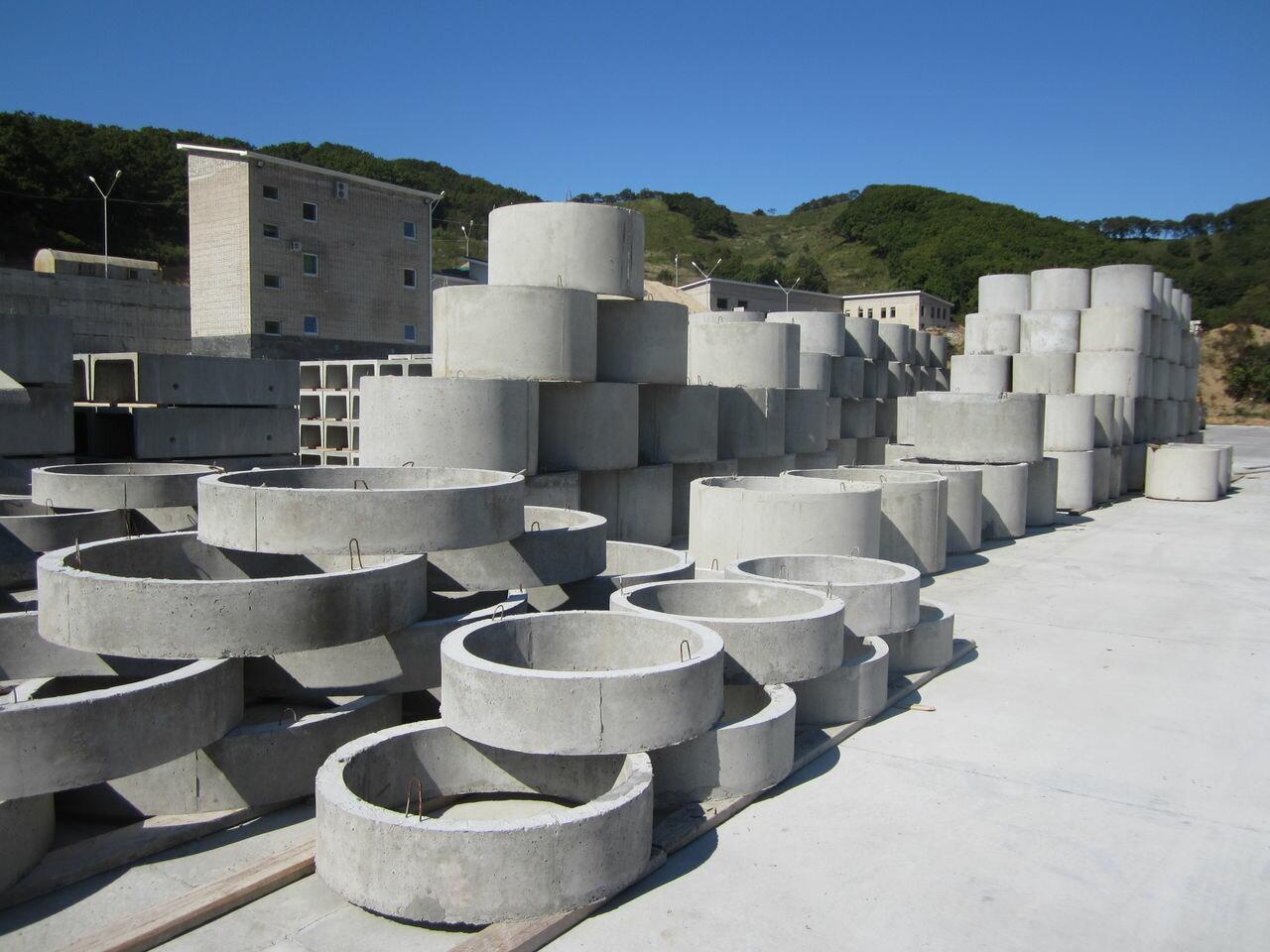 Кзн бетон бетон лесной городок