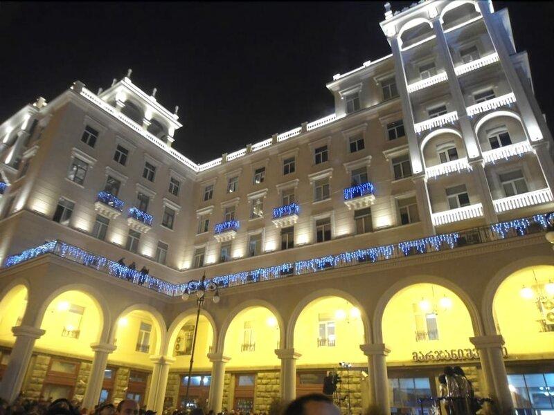 Отель Gold Star Tbilisi