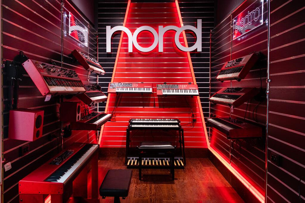 музыкальный магазин — Мир музыки — Москва, фото №4