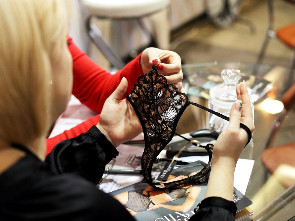 организация и обслуживание выставок — Lingerie Show-Forum — Москва, фото №9