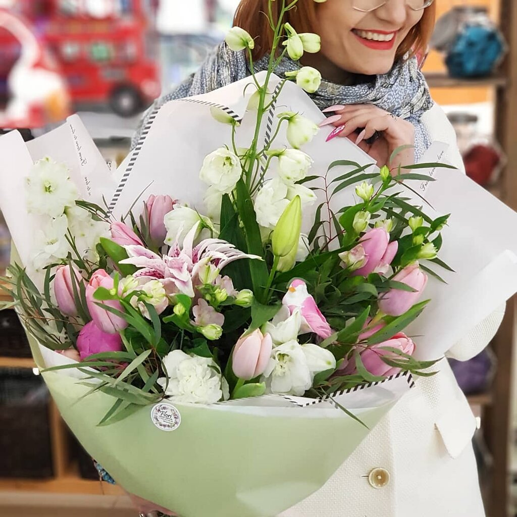 Доставка цветов и букетов в киев оплата картой, цветов