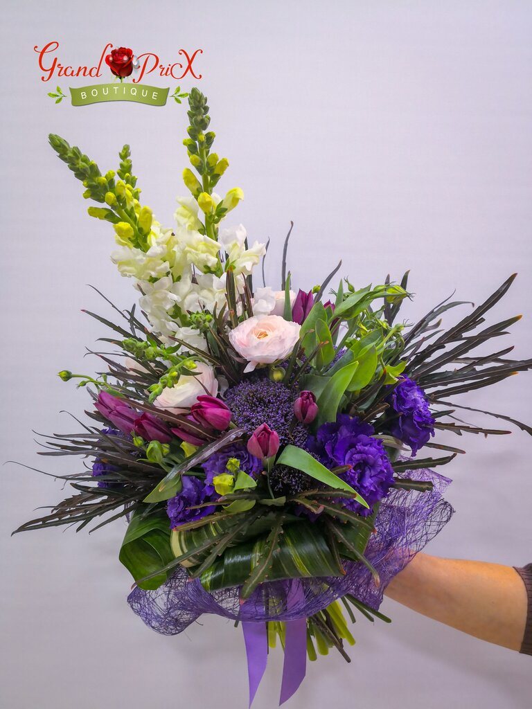 Букеты цветов, служба доставки цветов в израиле