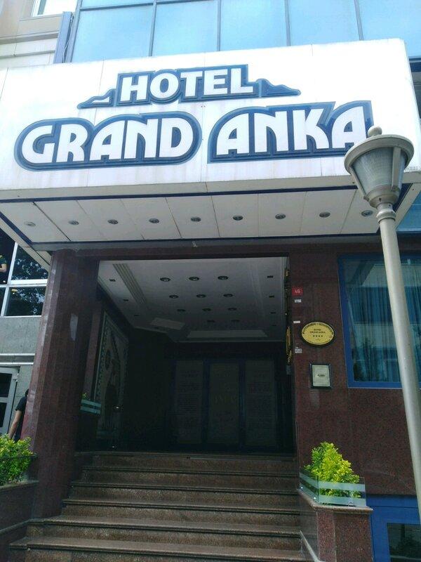 Grand Anka Hotel Restaurant