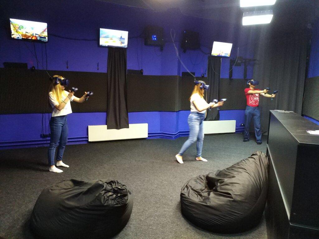клуб виртуальной реальности — Аватар — Новосибирск, фото №5