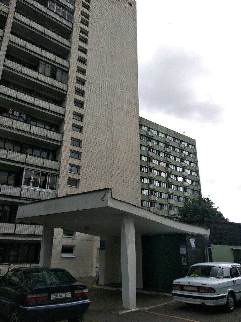 общежитие — Общежитие № 3 ПРУП Минский Моторный завод — Минск, фото №2